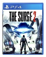 The Surge 2 - PS4 - Brand New | Factory Sealed Sony PlayStation 4 Action RPG