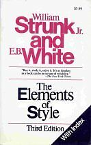 The Elements of Style, Third Edition by William Strunk Jr., E.B. White