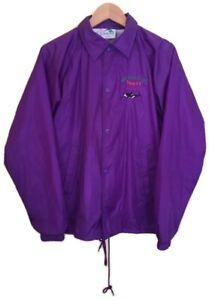 Girl Scouts Windbreaker Jacket Adult Unisex Sz M Cookie Kickoff Volunteer Badges