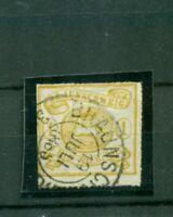 Braunschweig ,Wappen, Nr. 14 gestempelt , geprüft BPP