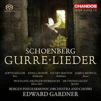 Alwyn Mellor - Schoenberg:Gurre-Lieder [Alwyn Mellor; Anna Larsson; [CD]
