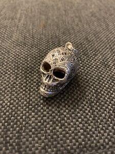 Thomas Sabo Sterling Silver Skull Pendant