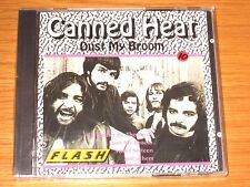 "NEW GERMAN IMPORT SEALED BLUES ROCK CD - CANNED HEAT - ""DUST MY BROOM"""