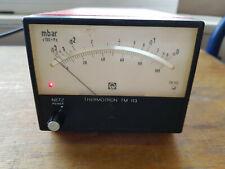 Leybold Heraeus Thermotron TM 113 - Vakuummessgerät, Vakuummeter