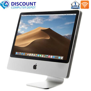 "Apple iMac 21.5"" Desktop Computer PC Quad Core i5 4GB 500GB Wifi DVD Mac OS"
