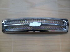 CHEVY IMPALA SS CAPRICE FULLY CHROME GRILLE GM1200450 1994-1996 Tiny imperfect