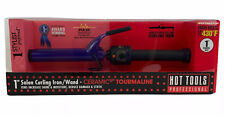 Hot Tools Ceramic Professional Curling Iron/ Wand - 1 inch barrel (NEW IN BOX)