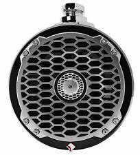 "NEW Rockford Fosgate PM2652W-B 6.5"" Marine Wakeboard Tower Black Speakers 6-1/2"""