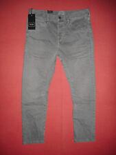 Jack & Jones LUKE Anti Fit  W36 L32  Mens Grey Denim Jeans     N12