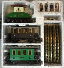LGB  STEEPLE CAB STARTER SET   G Scale  RUNS GREAT!!!   HARD TO FIND!!