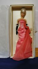 BARBIE GLAM GOWN BFC EXCLUSIVE 2016 STILL IN  TISSUE. SOLD OUT BFC~!~!~!~!~!~