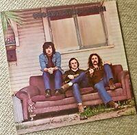 CROSBY, STILLS & NASH  --  Self-Titled Debut 1969 LP First Pressing -- Excellent