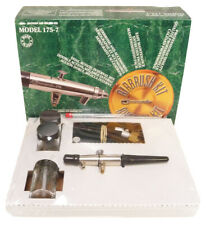 BADGER MODEL 175-7 CRESCENDO AIRBRUSH - SUCTION FEED KIT - NEW
