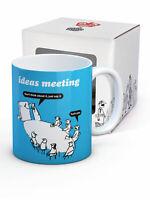 Modern Toss Mug Cup Funny RUDE Cheeky Work Humour Novelty Gift Present Joke