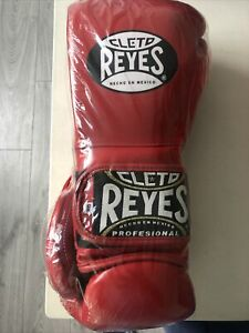 Brand New Cleto Reyes 12oz Hook & Loop Gloves, Guaranteed 100% Authentic