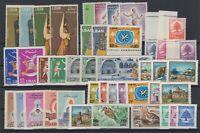 G139286/ LEBANON – YEARS 1963 - 1972 MINT MNH MODERN LOT