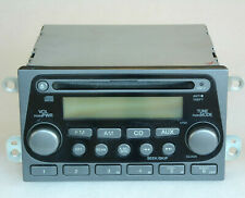 New listing Honda Element Factory Oem Am Fm Radio / Cd Player - Untested Needs Code - As-Is