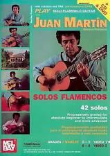 Solo Flamenco Guitar with Juan Martin - Solos Flamencos - 42 Solos grade 0 - 5
