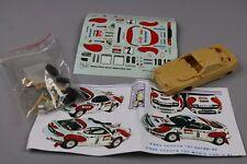 ZC507 Provence Moulage K663 Resine Vehicule 1/43 Toyota Celica 1e Safari 1992