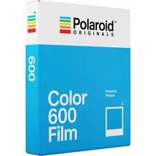 Polaroid 600 Colour Instant Film - For Polaroid 600 Type Cameras
