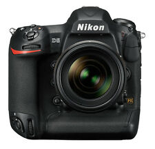 Nikon D D5 20.8MP Digital SLR Camera - Black (Body Only) (With CF Card Slot)