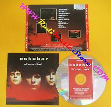 CD ESKOBAR 'Til We're Dead 2000 Sweden V2 RECORDS VVR1009422 no lp mc dvd (CS7)
