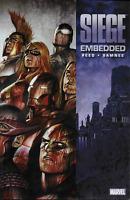 Siege: Embedded by Chris Samnee & Brian Reed TPB 2010 Marvel 1st Print OOP