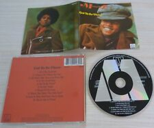 CD ALBUM GOT TO BE THERE MICHAEL JACKSON 10 TITRES 1993 MOTOWN