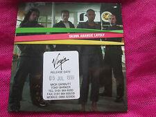 Skunk Anansie – Lately   Virgin – VSCDJ 1738 stickered  UK CD Single Promo