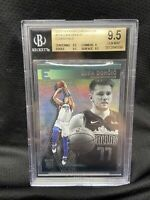 Luka Doncic RC 2018-19 Panini Chronicles Essentials #214 BGS 9.5 HOLO A13
