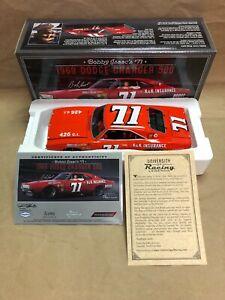 Bobby Isaac #71 K&K Insurance 1969 Dodge Charger 500 1:24 University of Racing