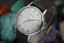 Vintage HAMILTON Automatic Cal. 666 Micro-Rotor Stainless Steel Men's Watch