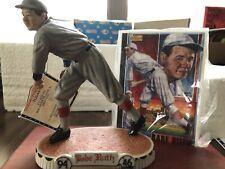 Sports Impressions RARE! Babe Ruth Pitcher Red Sox Figurine w/COA & Box - New