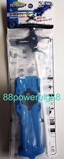 Takara Tomy Beyblade Burst B-70 Beyblade Sword Launcher Blue US Seller