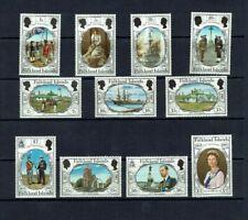 Falkland Islands: 1983 150th Anniversary of British Administration, MNH set