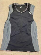 Mens Pearl Izumi Cycling Triathlon Tri Top Jersey Medium M Pocket