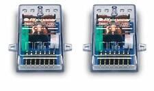 CROSSOVER PHONOCAR 5/435 per 2 VIE FC 3,5 Khz  pendenza 6/12 dB, 60 watt, 4 ohm
