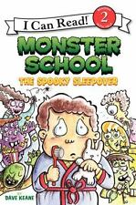 I Can Read Level 2: Monster School : The Spooky Sleepover, Free Shipping