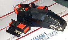 Vintage 1984 GI Joe Cobra Night Force Night Shade Plane. Hasbro. Complete?