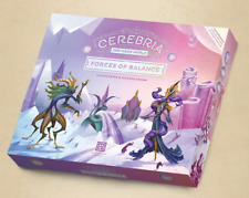 Cerebria the Inside World Forces of Balance Board Game Expansion