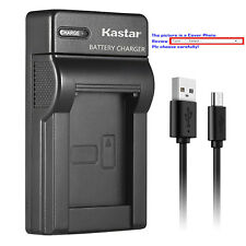 Kastar Battery Slim Charger for Kodak KLIC-5000 & Kodak EasyShare Z760 Camera