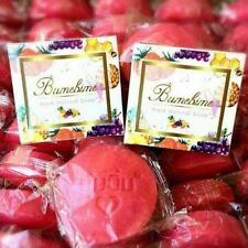 Bumebime soap Skin Body whitening can be very fast double white Thai new