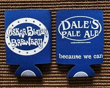 Two (2) DALE'S PALE ALE Oskar Blues Brewery Craft Beer Koozie Beer Holders