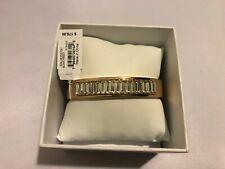 Michael Kors Bracelet Baguette Crystal Bangle MKJ6232791 NEW $175