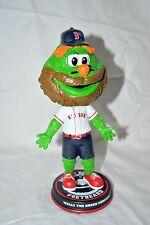 Boston Red Sox Wally Bobble head GET BEARDED Limited Edition World Series