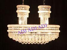 Palace Gold OVAL 20 light Crystal Chandelier light -Precio Mayorista