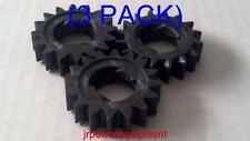 (3 PACK) Briggs & Stratton Starter Drive Gear 280104/695708/696540 - (PLASTIC)
