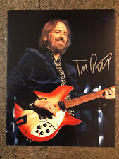 Tom Petty Signed Autographed 8 X 10 Photo