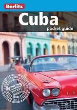 Berlitz Pocket Guide Cuba Latest Edition