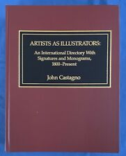 Artists As Illustrators International Directory Signatures Monograms Painter Art